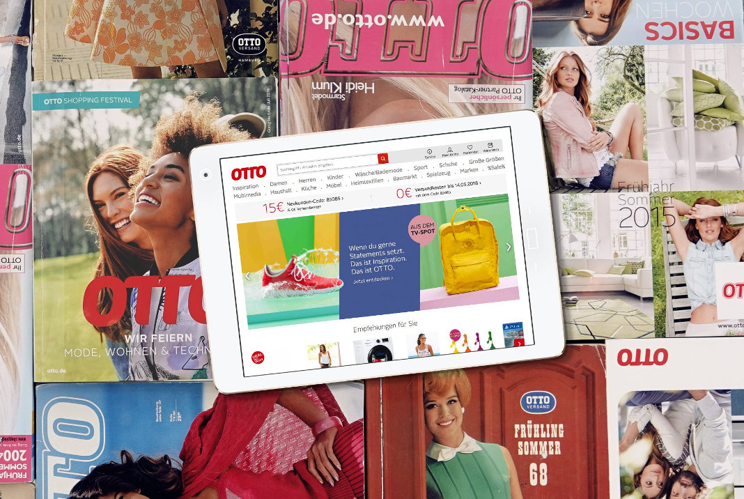 Versandhandel: Das Ende des Otto-Katalogs