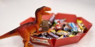 Der Snackosaurus ist 2018 nominiert für das Jugendwort des Jahres. Foto: Tobias Zuttmann