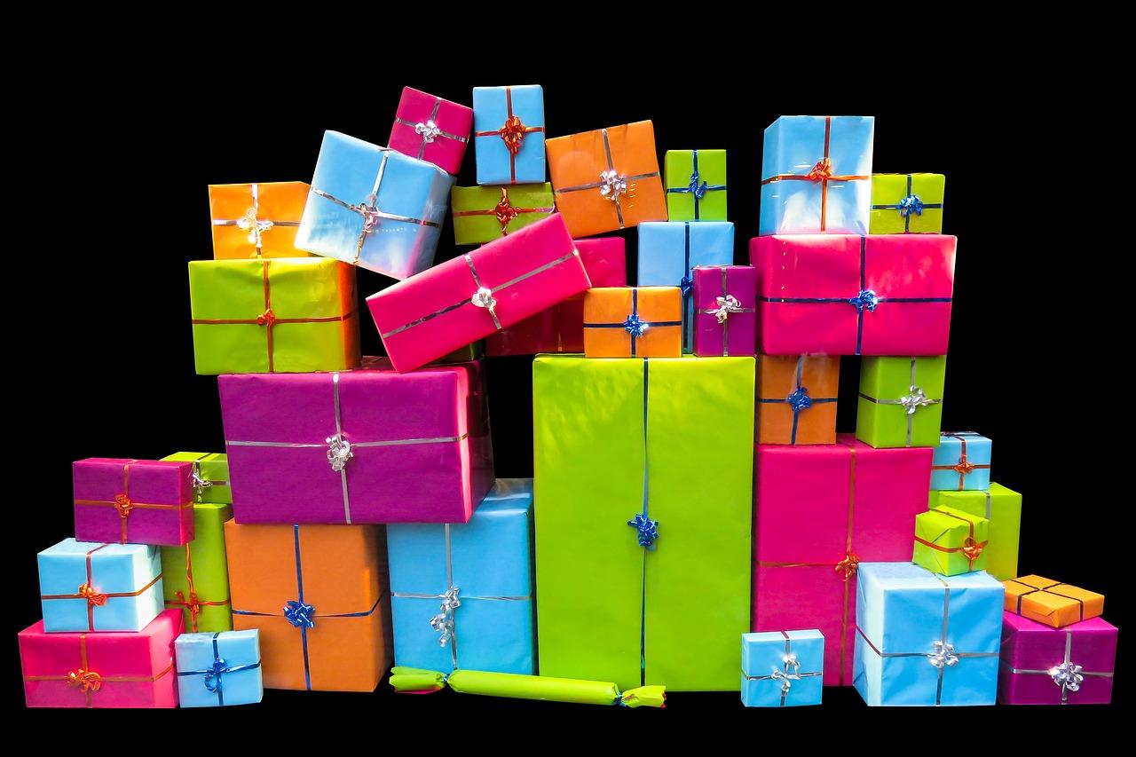 Geschenkideen zum schrottwichteln
