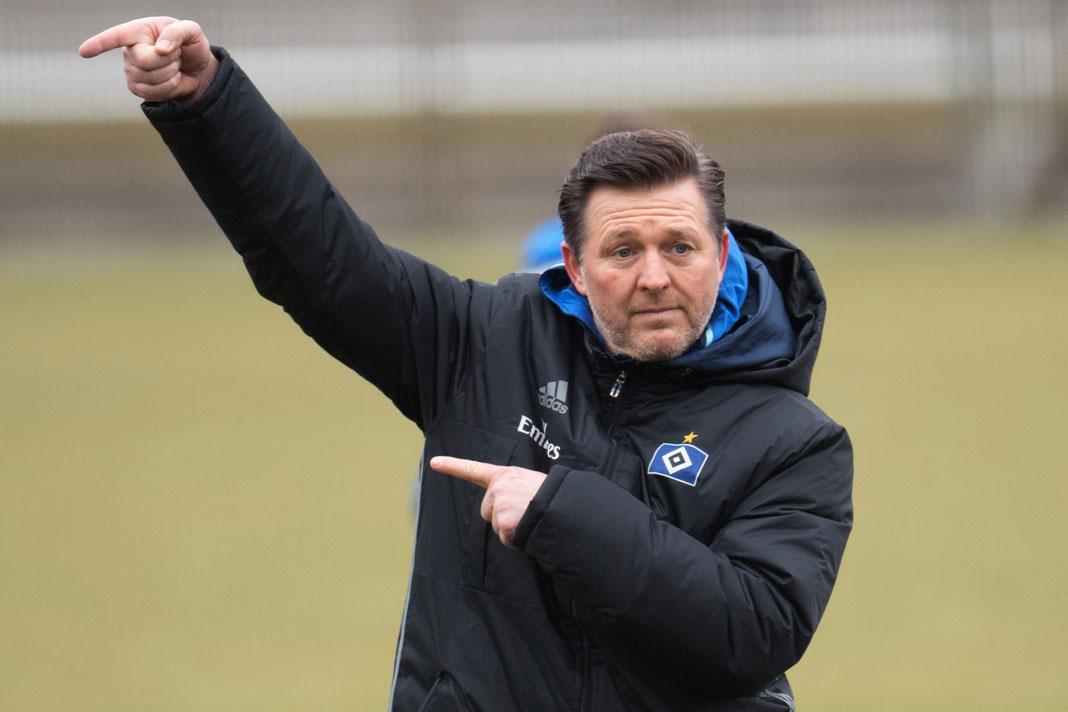 Christian titz trainerwechsel