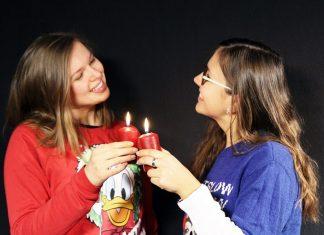 Weihnachtspodcast: Paula Loske-Burkhardt und Thoya Urbach reden in der zweiten Folge ihres Podcast über Konsum und Nachhaltikeit in der Weihnachtszeit. Foto: Björn Rohwer