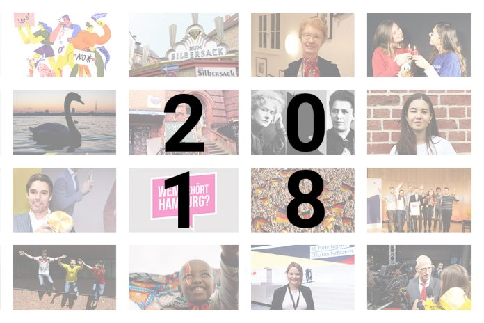 Jahresrückblick 2018 Grafik: Jana Trietsch