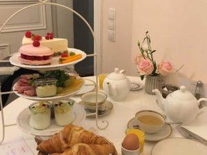 Frühstücken in der Zuckermonarchie