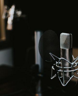 In der dritten Folge des Redaktionspodcasts Aus dem Nest sprechen Nadine von Piechowski und Amelie Rolfs über den Radioworkshop mit Ulrich Hägele.