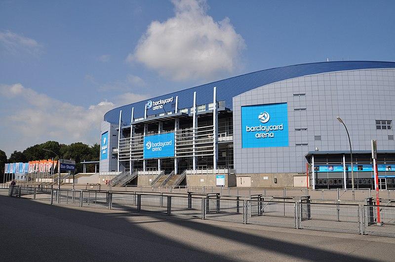 In der Barclaycard-Arena im Volkspark finden die Halbfinals der Handball-WM statt.