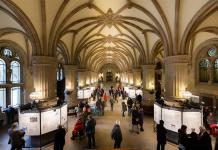 KZ Neuengamme: Eine Ausstellung im Hamburger Rathaus.