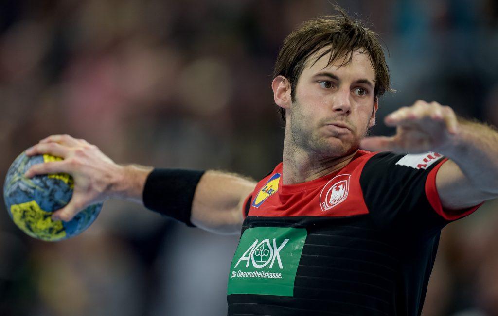 Der deutsche Hoffnungsträger bei der Handball-WM: Kapitän Uwe Gensheimer.