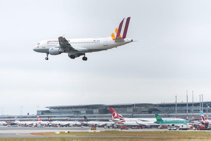 Warnstreik sorgt für Flugausfälle