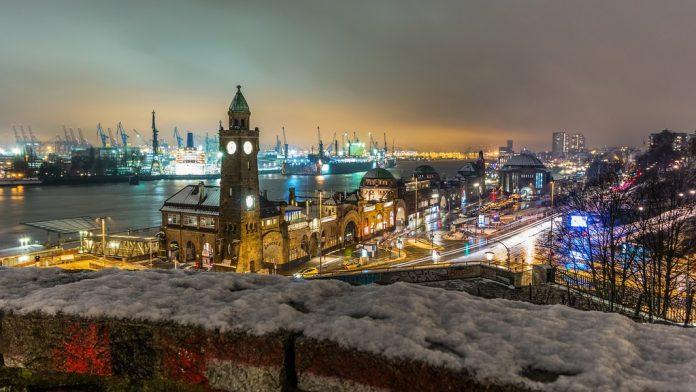 Freitagabend wird es gefährlich glatt auf Hamburgs Straßen. Foto: pixabay