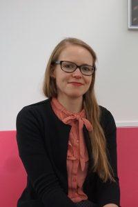 Ahnenforscherin Franziska Jahn