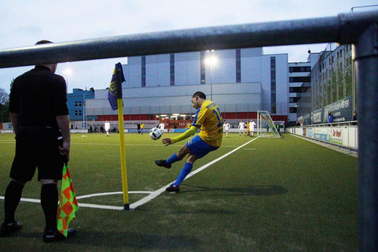 Fussball Hamburg Oberliga