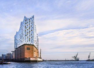 Bild der Elbphilharmonie in Hamburg