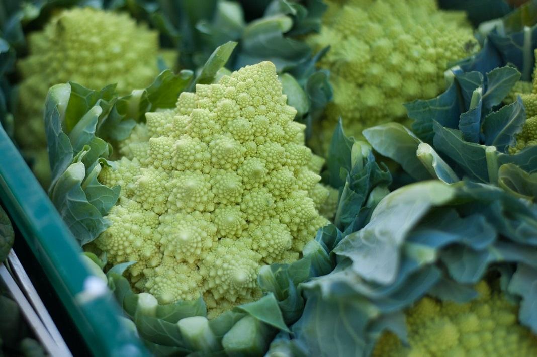 Gemüse mal anders: Der Brokkoli Romaneso