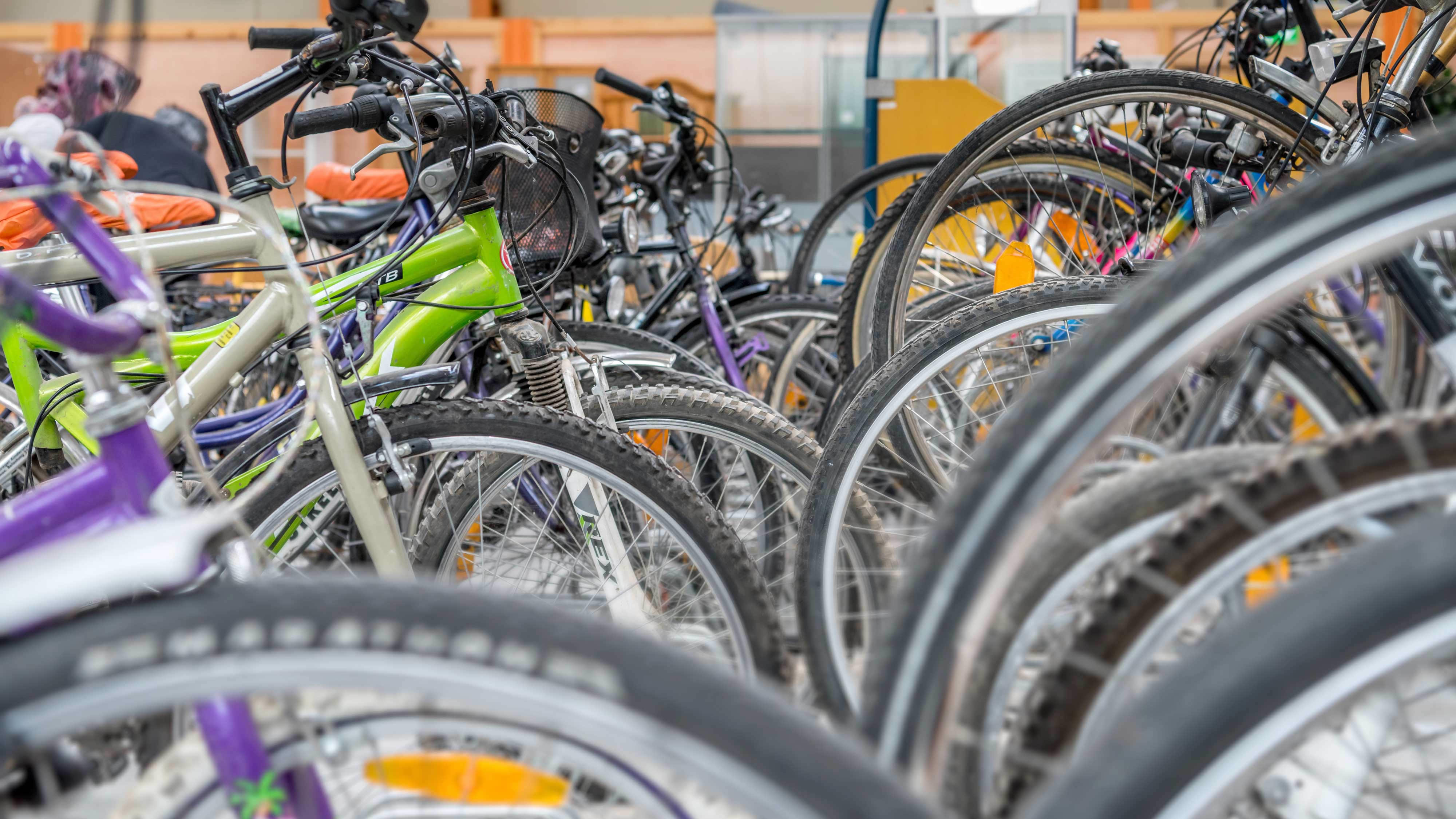 Stilbruch Fahrräder