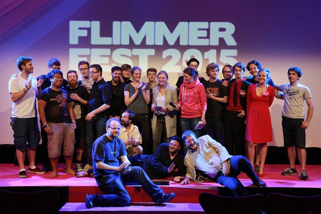 Team Flimmerfest 2015