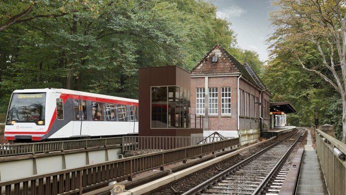 U1 Hamburg: Sperrung zwischen Norderstedt Mitte und Ochsenzoll