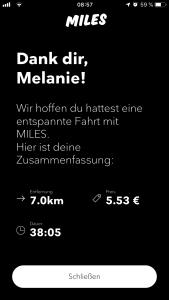 Screenshot-Miles-App-Zusammenfassung