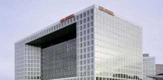 Spiegel-Gebäude-Ericusspitze