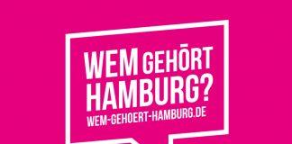 """Logo von """"Wem gehört Hamburg?"""""""