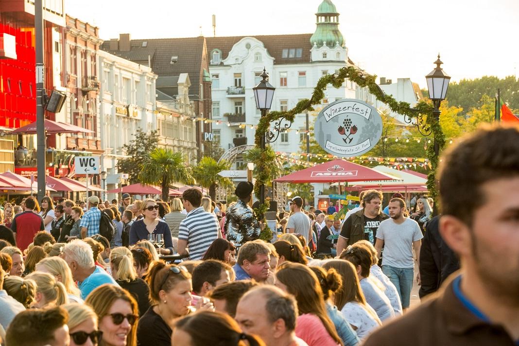 Winzerfest St. Pauli