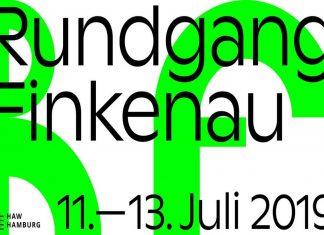 Der Rundgang Finkenau ist die Sommerausstellung der Departments Design, Medientechnik und Information der HAW Hamburg.