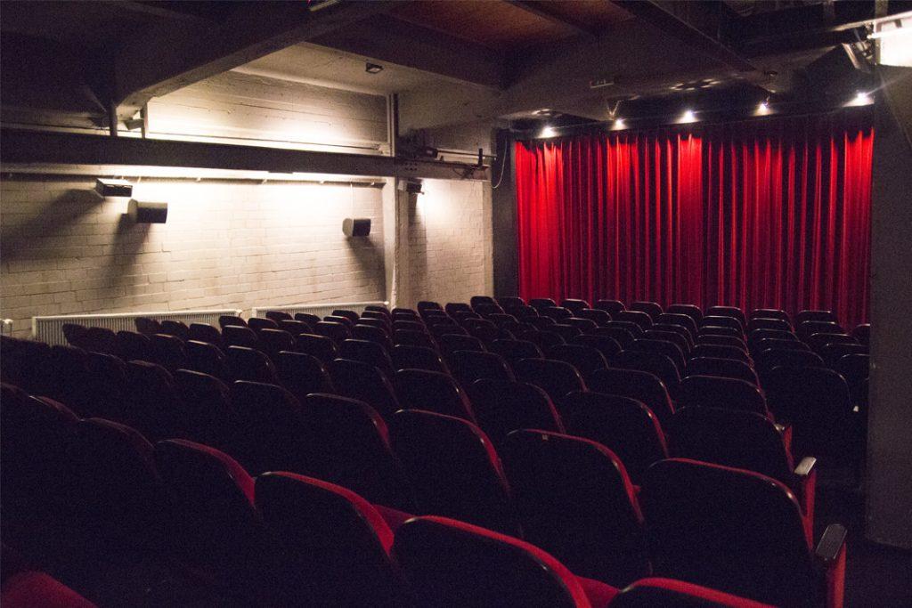 Kinosaal im Alabama Kino