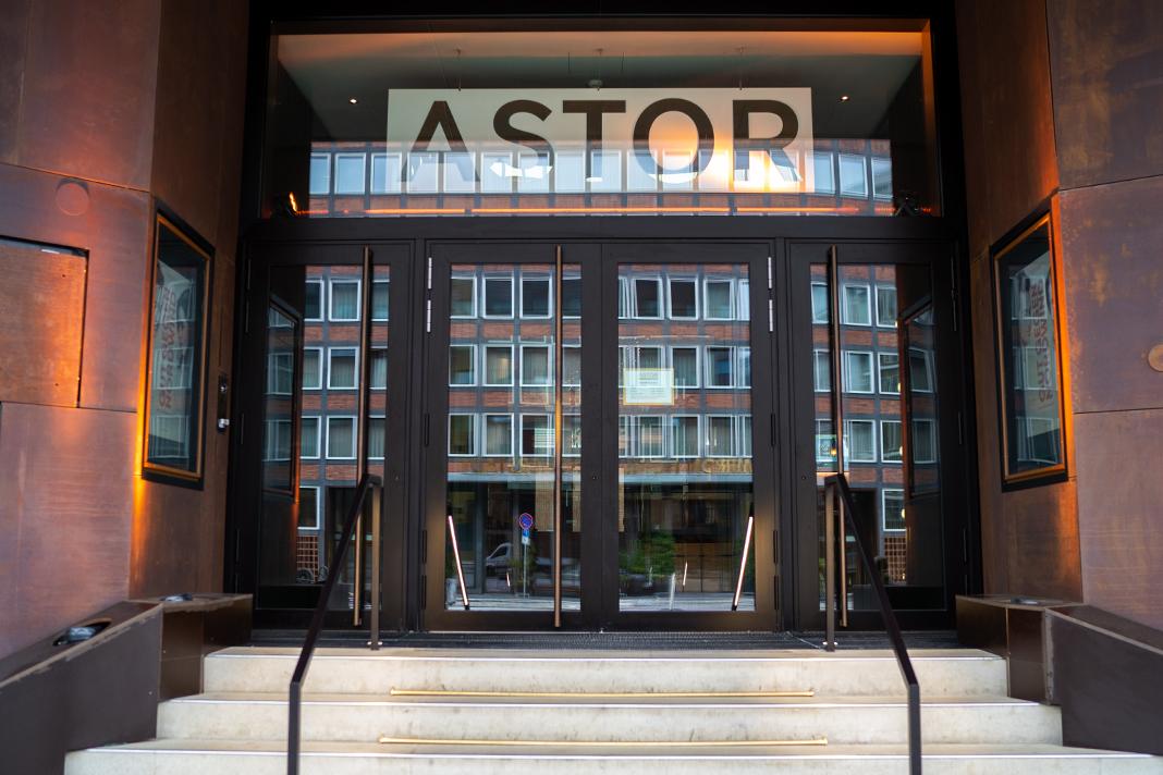 Das Astor Portal