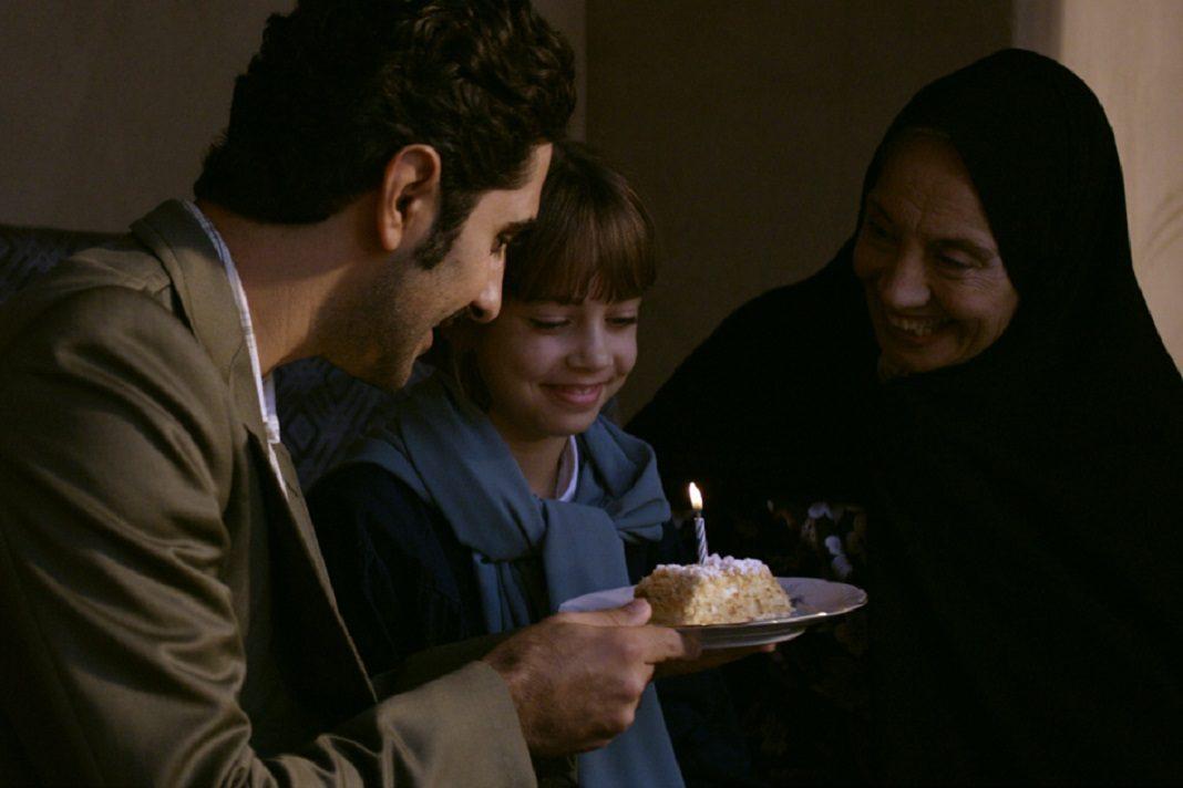 Vater Omid mit seiner Tochter Sarah und ihrer Großmutter. Foto: Little Dream Entertainment