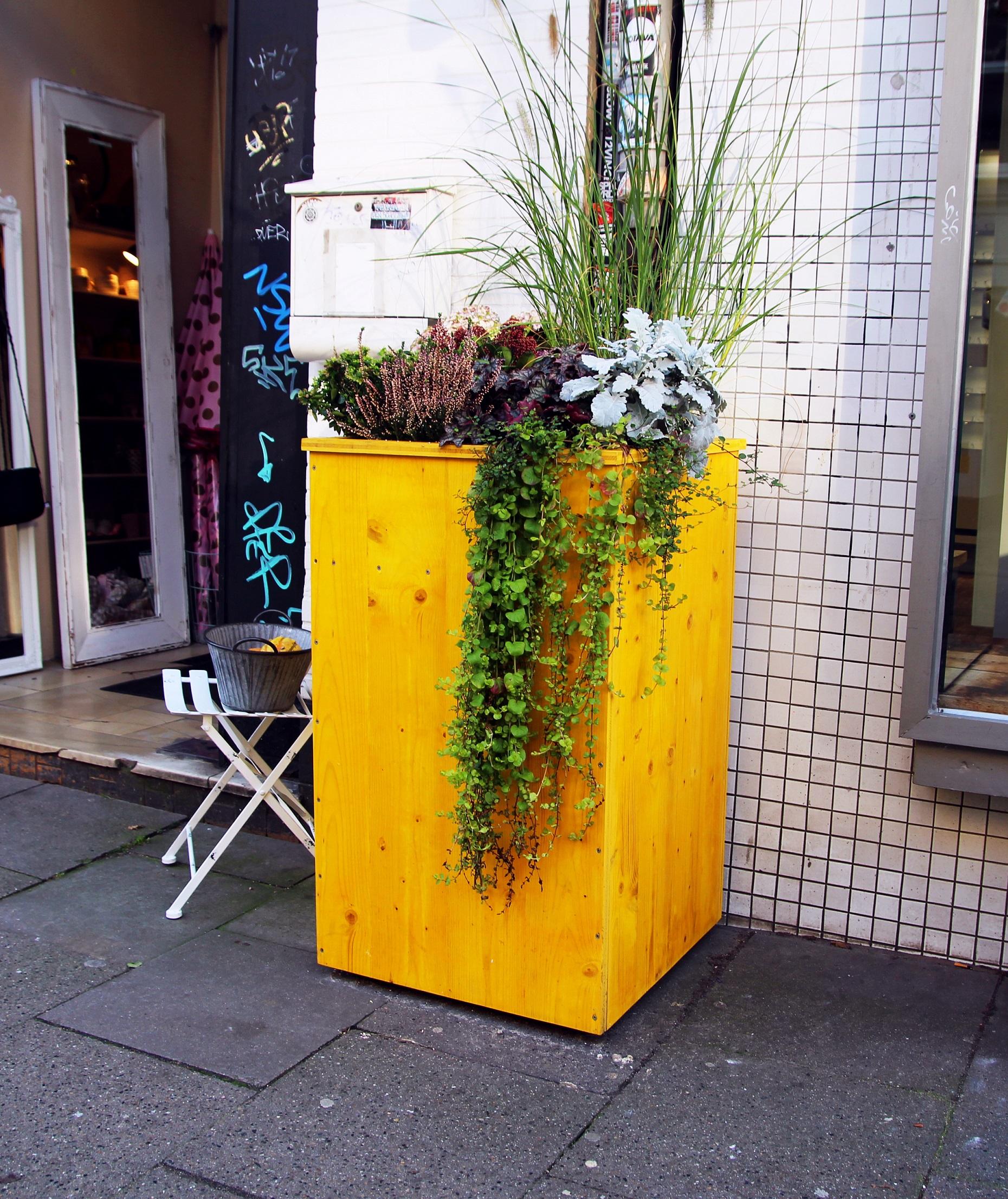 Blumentopf Hamburg