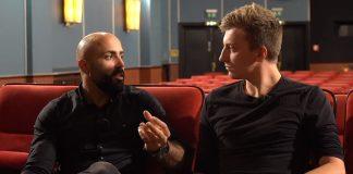 Sulaiman Tadmory im Gespräch mit FINK. Foto: Isabel Surges