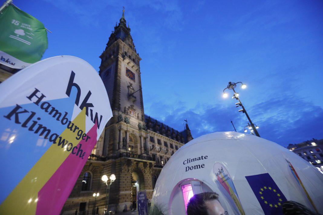 Klimawoche Rathausmarkt