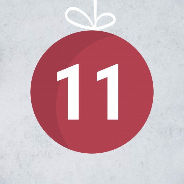 Adventskalendertürchen 11