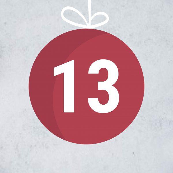 Adventskalendertürchen 13