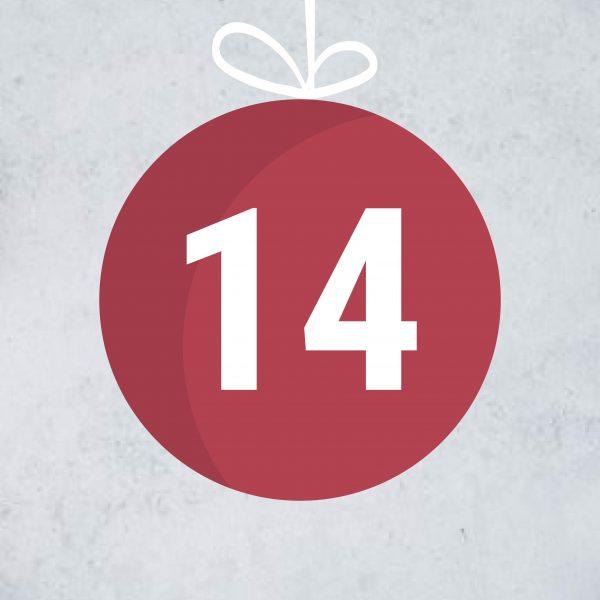 Adventskalendertürchen 14