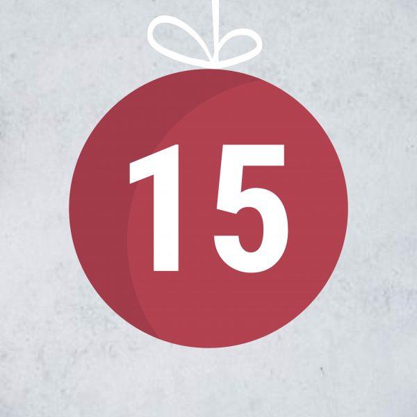 Adventskalendertürchen 15