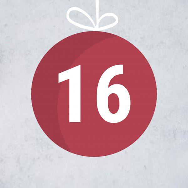 Adventskalendertürchen 16