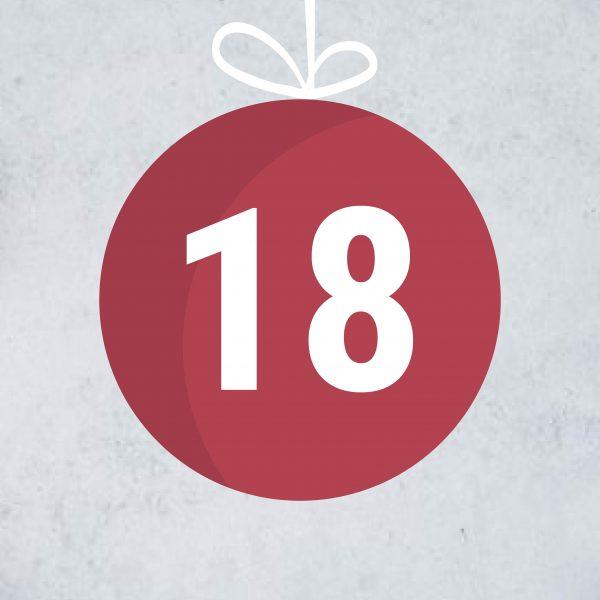 Adventskalendertürchen 18