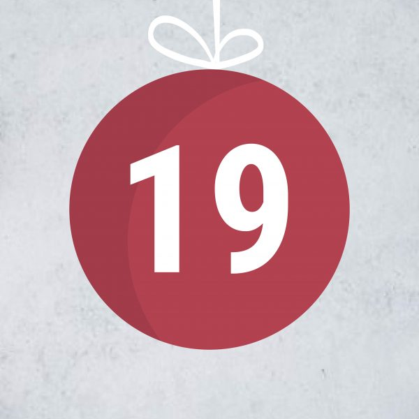 Adventskalendertürchen 19