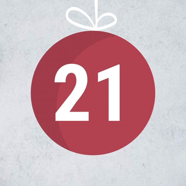 Adventskalendertürchen 21