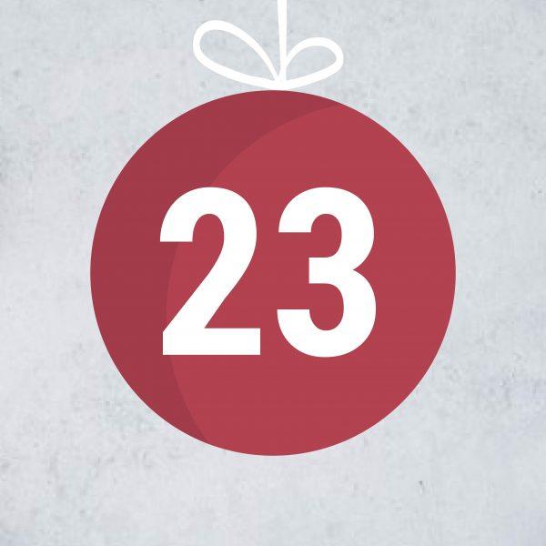 Adventskalendertürchen 23