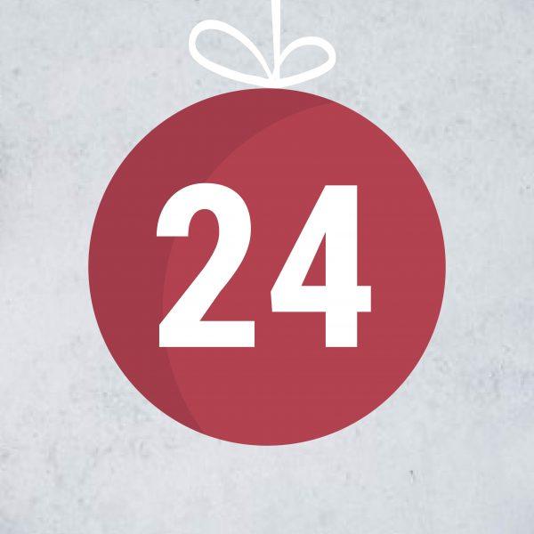 Adventskalendertürchen 24