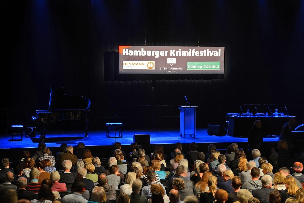 Das Hamburger Krimifestival 2015. Foto: © André Bruns