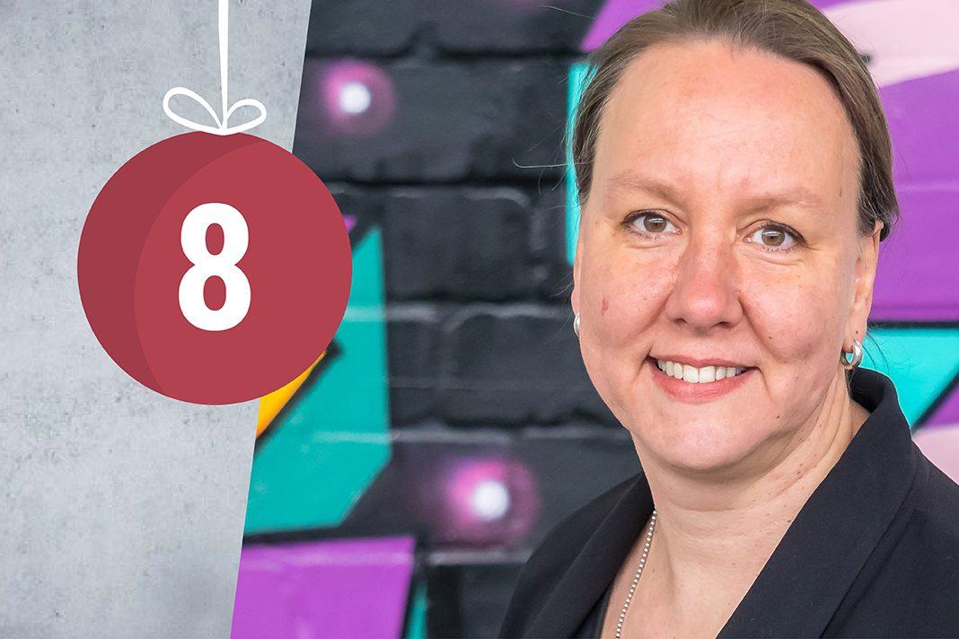 Dr. Petra Schilling vom KulturLeben Hamburg e.V.