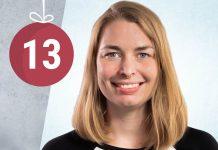 Türchen Nummer 13 ist Lisa Weddehage