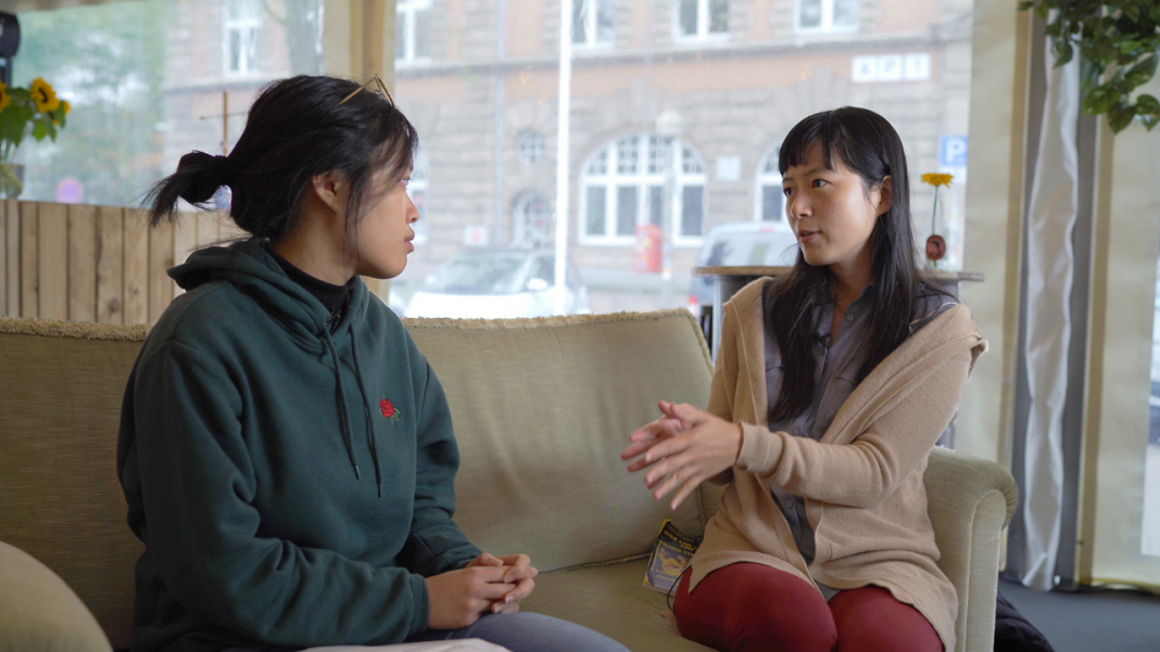 Jialing Zhang im Gespräch mit FINK.HAMBURG über