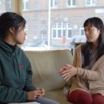 """Jialing Zhang im Gespräch mit FINK.HAMBURG über """"One Child Nation""""."""
