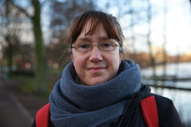 Portrait von Bettina Ehrenberg