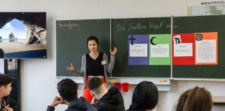 Das Modell Religionsunterricht für alle wird vorgestellt.