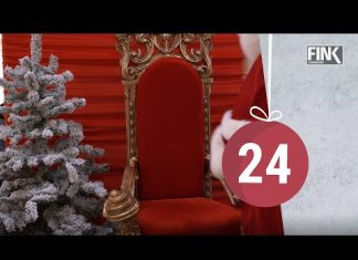 FINK.HAMBURG-Adventskalender Türchen 24: Der Weihnachtsmann im Video-Interview