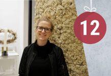 Mareike Schultze ist Floristin bei Himmel und Erde in Hamburg-Uhlenhorst. Foto: Laura Bieler